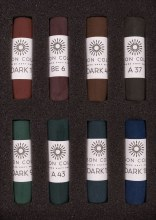 Unison Pastel Dark Set 8