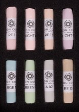 Unison Pastel Light Set 8