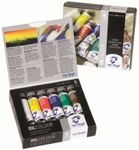 Van Gogh Starter Oil Set 6 x 20ml