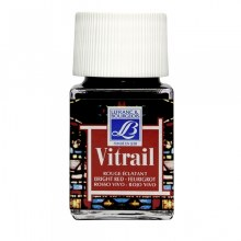 L&B Vitrail 50ml Bright Red
