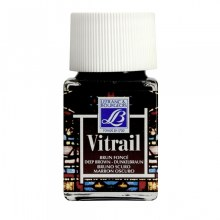 L&B Vitrail 50ml Deep Brown