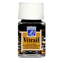 L&B Vitrail 50ml Orange Yellow