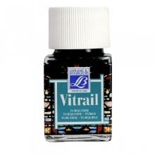 L&B Vitrail 50ml Turquoise Blue