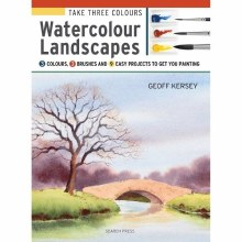 Take Three Colours: Watercolour Landscape