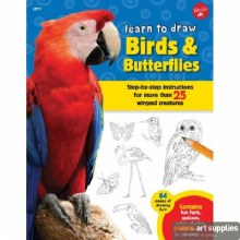 WF Learn to Draw Birds & Butte