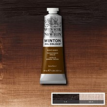 WINTON 37ML BURNT UMBER 3