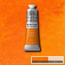 WINTON 37ML CADMIUM ORANGE Hue 4