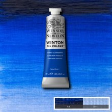 WINTON 37ML FRENCH ULTRAMARINE 21