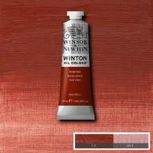 WINTON 37ML INDIAN RED 23
