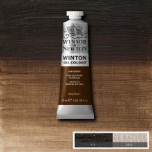 WINTON 37ML RAW UMBER 35