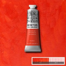 WINTON 37ML SCARLET LAKE 38