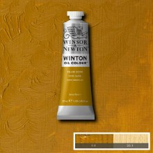 WINTON 37ML YELLOW OCHRE 44