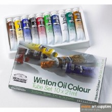 WINTON BASIC SET 10X21ML