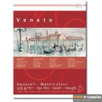 Hahnemuhle Veneto 325gsm 50x65cm *Min 5 Sheet Purchase*
