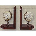 Authentic Models Globe Bookends