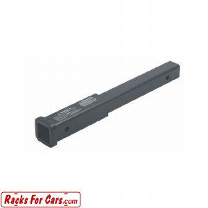 """80306 Hitch Receiver Extension for 2"""" Hitches - Length 18"""""""