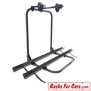 Arvika 2 Bike Attachment - 7000 Series - Black
