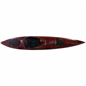 Boreal Design Baltic 120 Touring Kayak Fire Storm