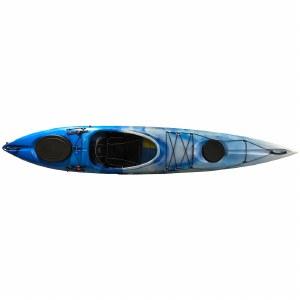 Boreal Design Baltic 120 Touring Kayak with Skeg Sky