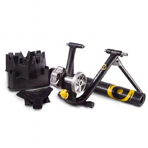 CycleOps Fluid 2 Indoor Bike Trainer with Training Kit