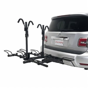 """Hollywood HR1400Z SportRider - 4 Bike Hitch Rack - Fits 2"""" Hitches"""