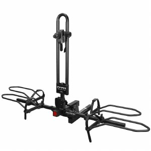 "Hollywood HR1700 RV Rider - 2 Bike Rack - Fits 2"" Hitches"