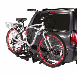 Hollywood HR1450E 2 Bike E-Bike Hitch Rack 2""