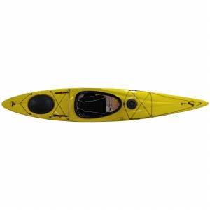 Boreal Design Pura 120 TX Touring Kayak - Yellow and White
