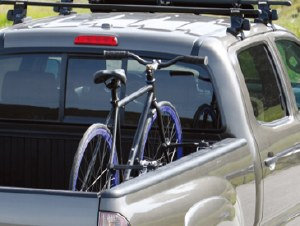 Inno RT202 Velo Gripper Truck Bed Bike Rack - For C-Channel Tracks