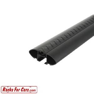 Rhino Rack VA150B 59 Inch Black Vortex Aero Bar - Single