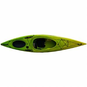 Riot Edge 11 LT Kayak with Skeg - Citrus
