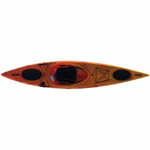 Riot Enduro 12 Kayak with Skeg - Sunset