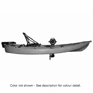 Riot Mako 10 Fishing Kayak with Impulse Pedal Drive - Neptune