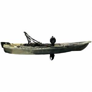 Riot Mako 10 Fishing Kayak with Impulse Pedal Drive - Camo