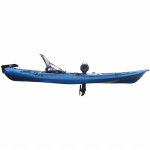Riot Mako 12 Fishing Kayak with Impulse Pedal Drive - Neptune