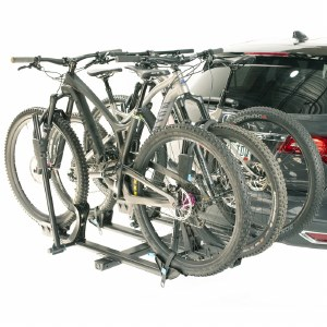 "RockyMounts MonoRail - 3 Bike Rack - Fits 2"" Hitches"
