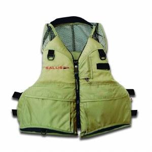 Salus Angler Vest - L/XL - Tan