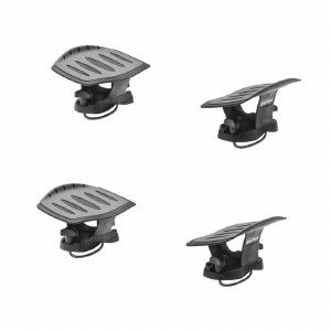 SportRack Jetty Saddle SR5512 Flat Roof Mounted Kayak Carrier