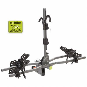 Swagman 64689 E-Spec E-Bike Hitch Rack - 2 Bike - 2 Inch