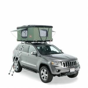 Tepui HyBox - Hardshell Roof Top Tent - Black