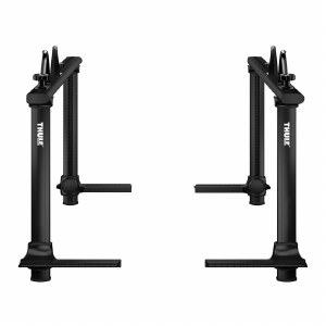 Thule 500XTB Xsporter Pro Black Multi-Height Truck Rack with Load Stops