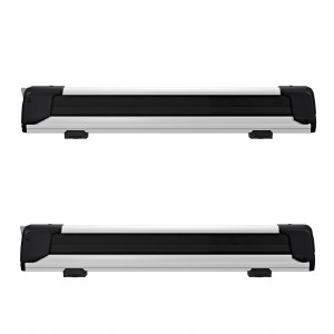 Thule 7325 SnowPack Extender - Roof Mount Ski and Snowboard Carrier