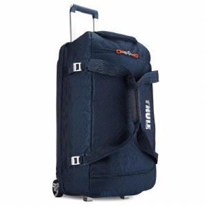 Thule Crossover 87 Litre Rolling Duffel Suitcase - Navy