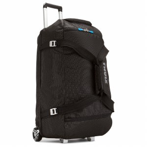 Thule Crossover 87 Litre Rolling Duffel Suitcase - Black