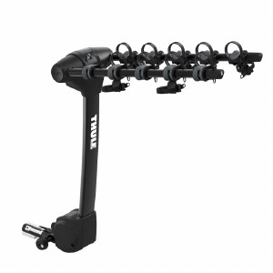 "Thule 9026XT Apex XT - 5 Bike Hitch Rack - Fits 2"" and 1.25"" hitches"