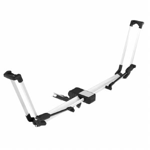"""Thule 9039 Helium Platform - 1 Bike Hitch Rack - Fits 2"""" and 1.25"""" hitches"""