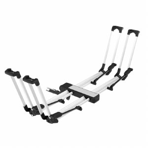 "Thule 9040 Helium Platform - 2 Bike Hitch Rack - Fits 2"" and 1.25"" hitches"