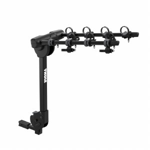 """Thule 9056 Camber - 4 Bike Hitch Rack - Fits 2"""" and 1.25"""" hitches"""