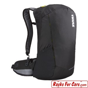 Thule Capstone 22 Litre Daypack - Mens Small/Medium - Obsidian