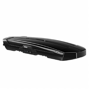 Thule 6295B Motion XT Alpine - Ski and Cargo Box - Glossy Black